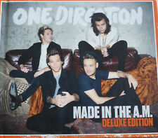 CD: One Direction: Made In The A.M. - Deluxe Edition (2015)