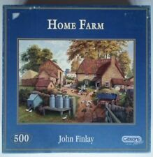 """Home Farm"" 500 piece Gibsons Jigsaw - complete in Very Good condition."