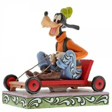 DISNEY TRADITIONS - LIFE IN THE SLOW LANE - GOOFY - BRAND NEW-BOXED - 6000976