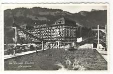 AK Villars-sur-Ollon, Villars Palace, 1955