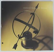 Oldsmobile 1998 Eighty Eight LSS Regency Sales Brochure / Literature
