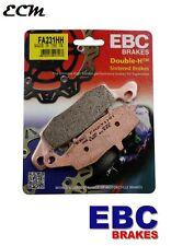 EBC FA231HH Sinterizado Delantero Derecho Pastillas De Freno Suzuki Sv 650 S 99-12