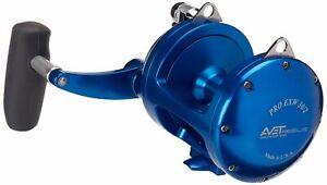 Avet 2-Speed Reel, Blue, Right