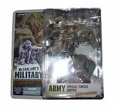 McFarlane Military: Second Tour of Duty - Caucasian Army Special Forces Sniper