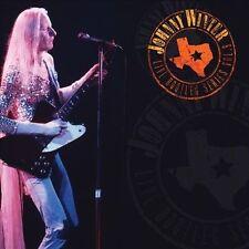 Johnny Winter Blues 33 RPM Speed Vinyl Records