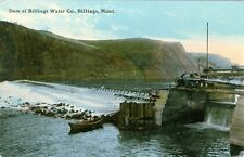 Billings,Mt. The Billings Water Company's Dam