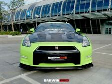 2008-2011 CBA GTR R35 NSMO Style Full Carbon Fiber Front Lip For Nissan