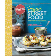 Vegan Street Food Hardcover India to Indonesia English New 2015