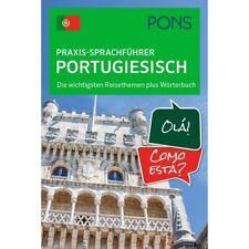 NEU: Praxis-Sprachführer PORTUGIESISCH mit Wörterbuch und Insider-Tipps