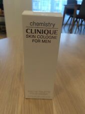 Clinique Chemistry Skin Cologne EDT 100 ml rare / NEW / FOIL