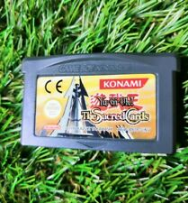 Yu-Gi-Oh! The Sacred Cards - Game Boy Advance (GBA) GENUINE UK GAME