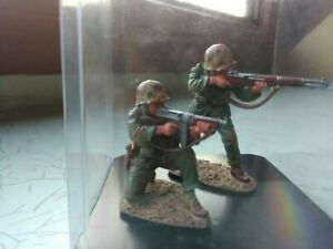 Soldier Figures,Us Marines By King & Country 54mm,Metal