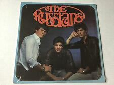 THE RUSSIANS s/t self titled vinyl LP Christian SEALED