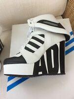 NEW Adidas Jeremy Scott Street Ball Wedges/Platform Women's Shoes UK 6