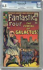 Fantastic Four #48 CGC 6.5 1966 1250422013 1st app. Galactus, Silver Surfer
