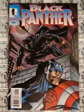Black Panther (1998) Marvel - #9, Enemy of the State Part 1, Priest, FN/VF