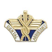 Dental Assistant Lapel Pin Medical Emblem Professional Pins Dentist New 5043