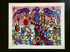 BETWEEN TWO WORLDS NORVAL MORRISSEAU  LTD EDITION
