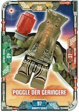 Lego ® Star Wars ™ serie 1 tarjetas de colección tarjeta 122-Poggle el Menor