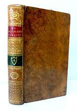 LA REPUBLIQUE ROMAINE -L'Ancien Gouvernement -M.de BEAUFORT-Ed SAILLANT1767-RARE