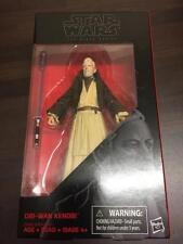 "Star Wars Black Series 6"" Episode IV Obi-Wan Kenobi NEW IN HAND"