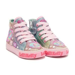 Lelli Kelly Infants Unicorn Gem Boots (Multi)