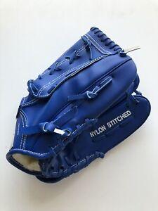 "LA Dodgers Genuine Leather Laced Mervyn's Baseball Glove 2606 LHT 11"""