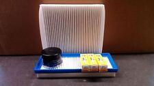Smart ForTwo 1000 dal 2007 al 2014 - Kit tagliando (3 filtri, 3 candele)
