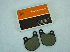NOS FRONT BRAKE PADS DUAL DISC HARLEY 77-83 FX XL SPORTSTER SUPERGLIDE 44098-77