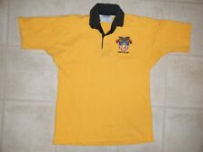 Army Rugby Shirt Matt Godek Maxmore Yellow 3 Soccer West Point Polo Eagle Shield