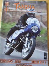 VJMC TANSHA MAGAZINE FEB 2010 ISSUE 1 CLASSIC MOTOR SHOW  COPDOCK BRIGHTON BURNU