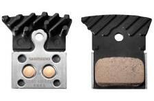 Shimano L04C Pastillas Frenos,Aleación Respaldado Con Aletas De Refrigeración,