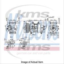 New Genuine NISSENS Air Conditioning Compressor 89201 Top Quality