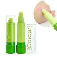 Pretty Fashion Waterproof Magic Fruity Smell Green Changable Color Lipstick Lip