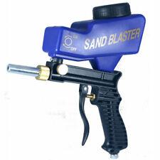 Sandblasting Gun Portable Gravity Anti-rust Protection Pneumatic Blasting Kit