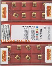 FROM SANDVIK : 50pcs. N331.1A-054508H-MM 2040 MILLING INSERTS