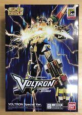 "Bandai SDCC 2018 ""Voltron"" Exclusice Set Super Mini Pla Minipla Model Kit Series"