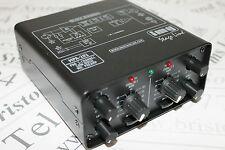 STAGELINE MPA-202 2 canali a basso rumore microfono d'albero XLR SOCKET