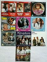 10 x DVDs British Comedy Collection