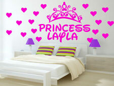Children's Personalised Wall Decals & Stickers