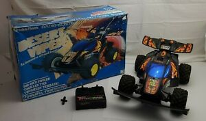 Radio Shack Dessert Viper Radio Control Off Road Buggy NOT TESTED Missing Parts