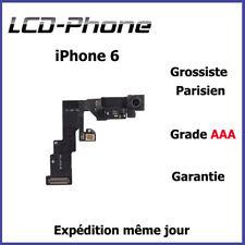 iPhone 6 Caméra Avant + Capteur de proximité + Nappe HP interne Micro secondaire