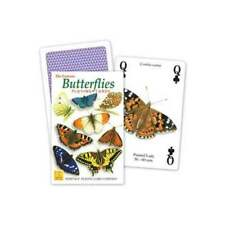 Butterflies Set of 52 Playing Cards Jokers (hpc)