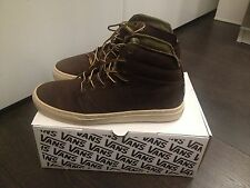 NAGELNEUE Vans ALCON OTW Darkbrown Us 8 Gr.40 OVP
