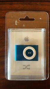 Apple iPod Shuffle (2GB) Blue.