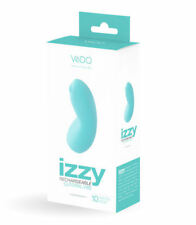 NEW VEDO IZZY RECHARGEABLE CLITORAL SILICONE 10 SPEED VIBRATING VIBRATOR VIBE