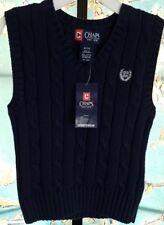 NWT Chaps Boys Sleeveless Vest, Size 3/3T, Retail $30.00
