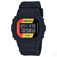 CASIO G-SHOCK x THE HUNDREDS Limited Edition Watch GShock DW-5600HDR-1