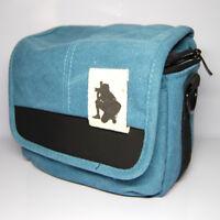 Waterproof Shoulder Compact system Camera Case Bag For Sony Alpha NEX-3N W1