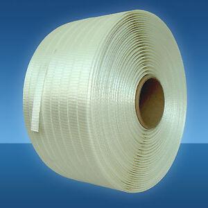 Umreifungsband HD gewebt, 25 mm, 1400 kg reißfest für Ster Holz Umreifungsgerät